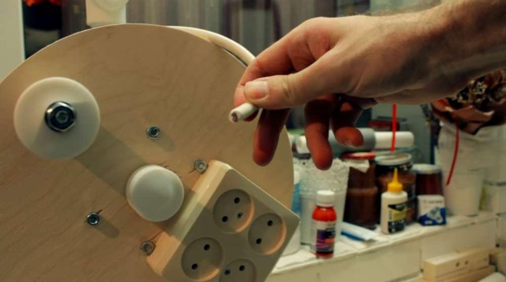 Изготовление нескольких рукоятей на катушке