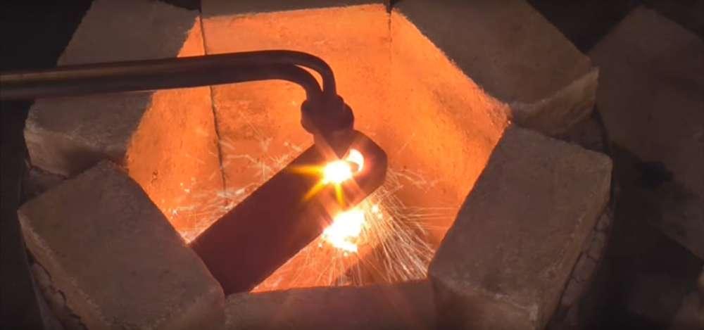процесс изготовления реечного домкрата шаг 10