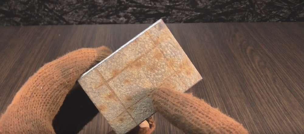 процесс изготовления реечного домкрата шаг 1