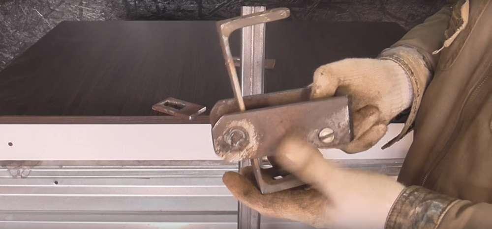 процесс изготовления реечного домкрата шаг 19
