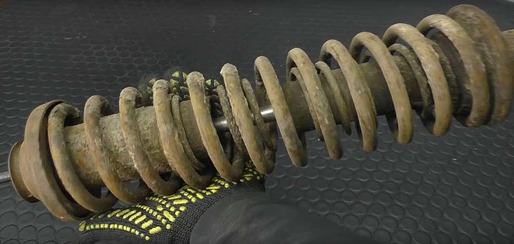 процесс изготовления мангала из автомобильного диска шаг 22