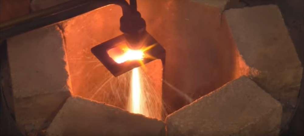 процесс изготовления реечного домкрата шаг 2