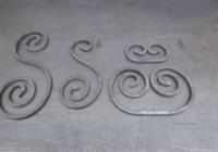готовое изделие сделанное станком для гибки металла своими руками
