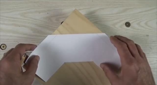 процесс изготовления угловой двойной струбцины шаг 7