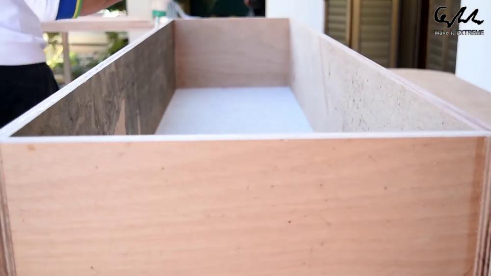 процесс изготовления стол с барбекю шаг 26