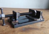 готовая струбцина для металла сделанная своими руками