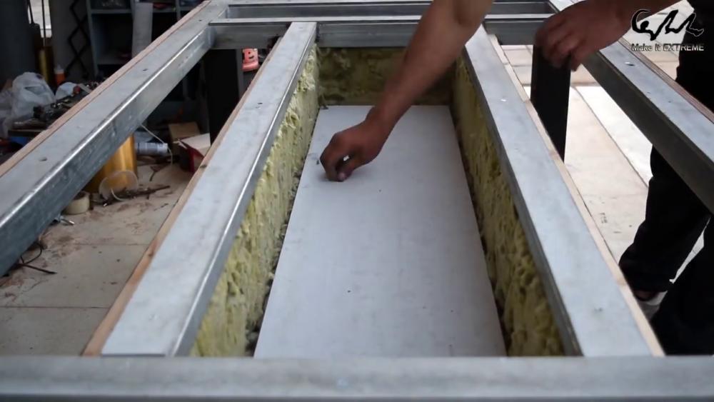 процесс изготовления стол с барбекю шаг 55