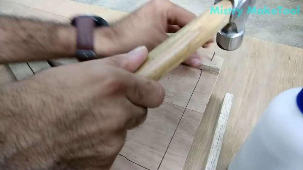 Самодельный циркуль для лобзика своими руками шаг 16