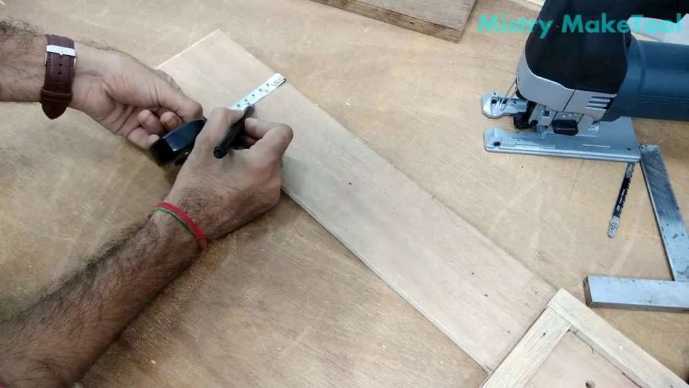 Самодельный циркуль для лобзика своими руками шаг 24