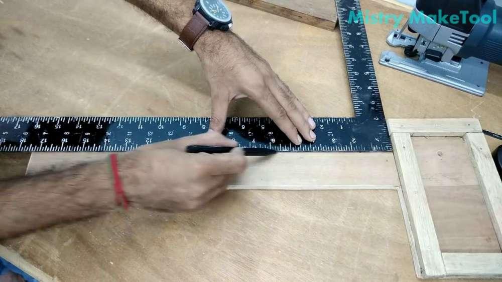 Самодельный циркуль для лобзика своими руками шаг 25