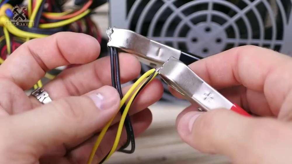 Самодельный компрессор с ресивером из огнетушителя шаг 28