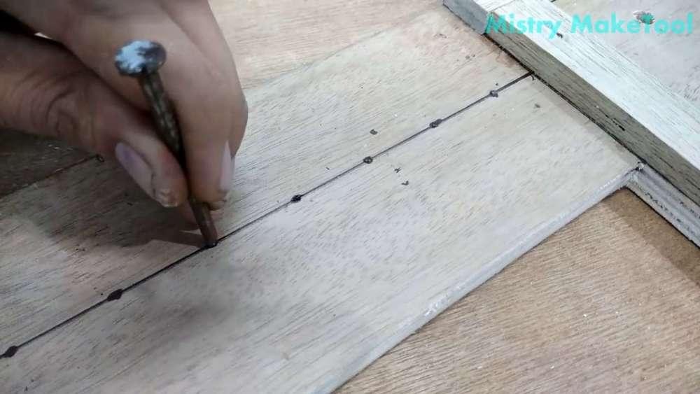 Самодельный циркуль для лобзика своими руками шаг 29