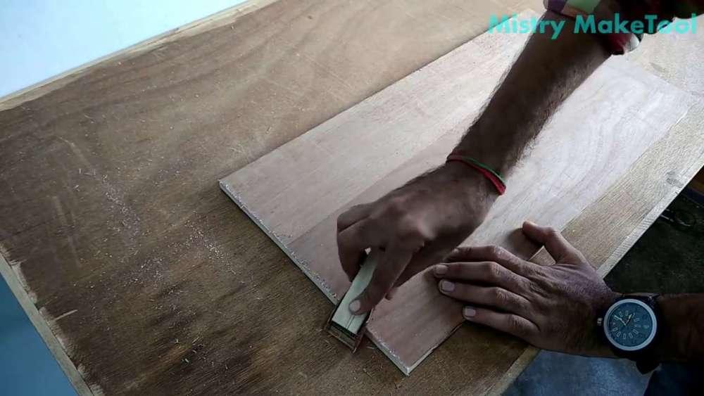 Самодельный циркуль для лобзика своими руками шаг 4
