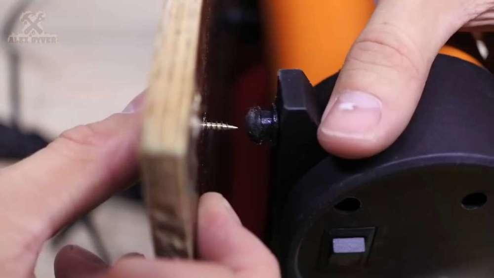 Самодельный компрессор с ресивером из огнетушителя шаг 43
