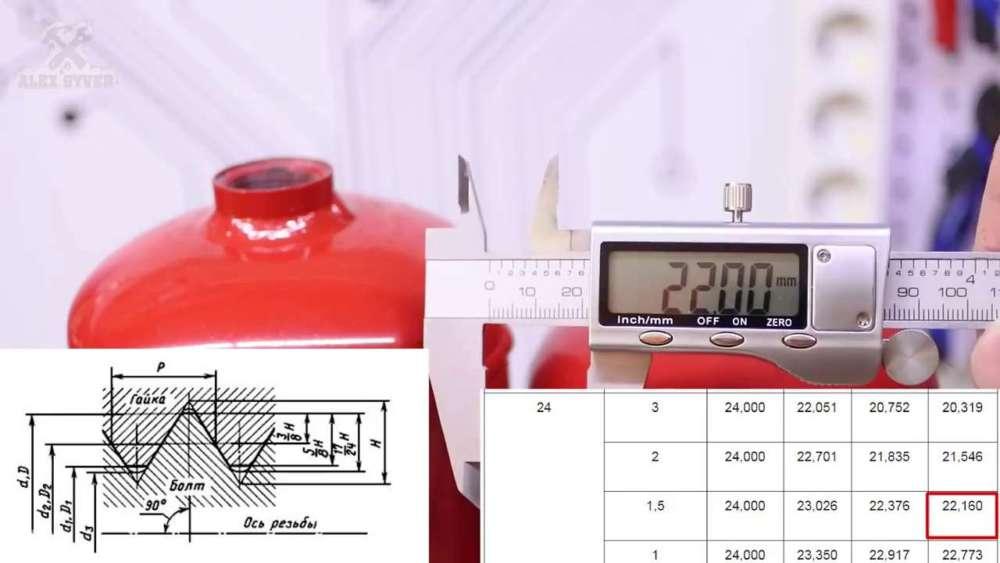 Самодельный компрессор с ресивером из огнетушителя шаг 7