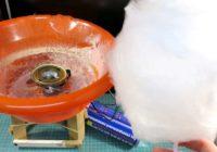 Самодельный аппарат для сладкой ваты