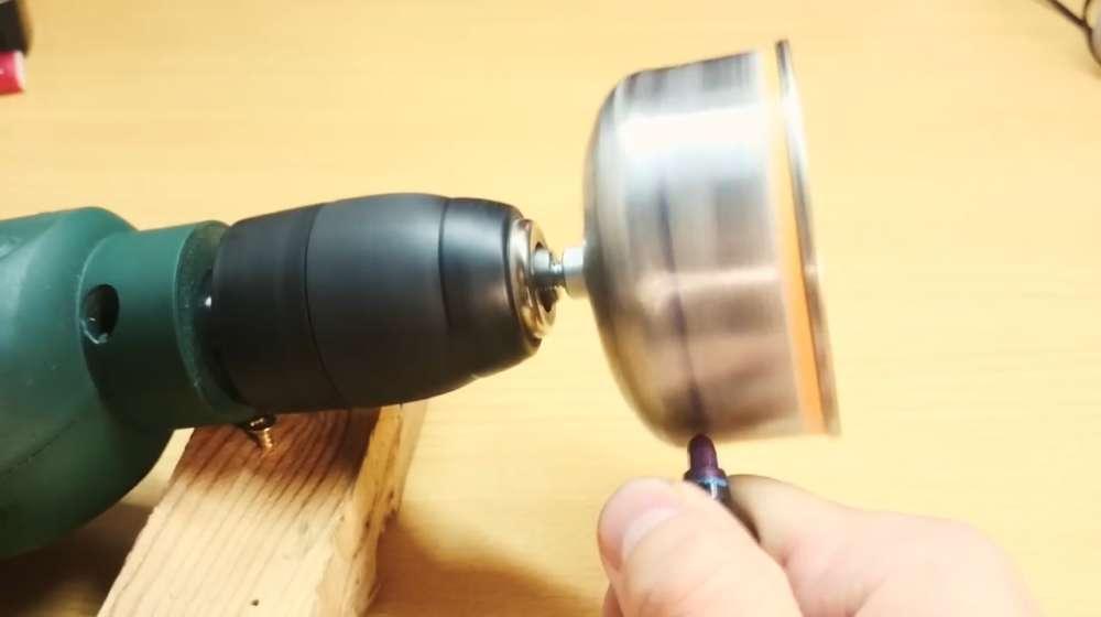 Разметка сепаратора маркером