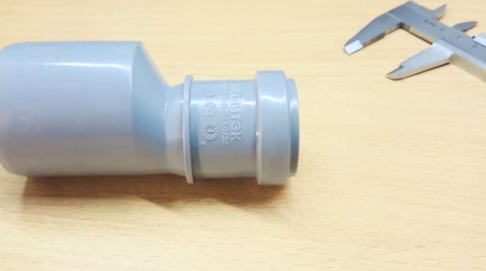 муфта-переходник 50х35 мм