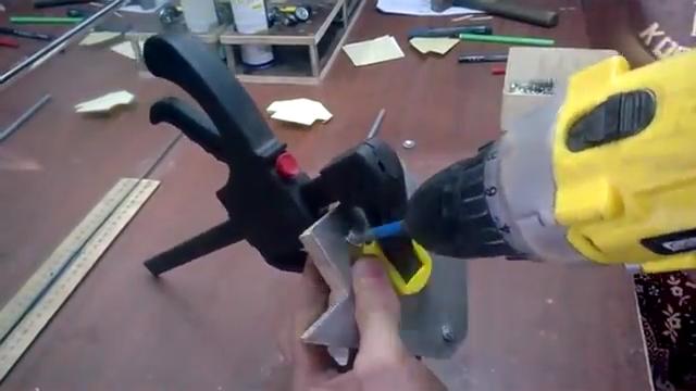 крепеж магнитного держателя для сварки