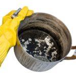 Как очистить грязную кастрюлю от нагара в домашних условиях