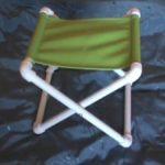 Раскладной стульчик рыболова-туриста из ПП-труб