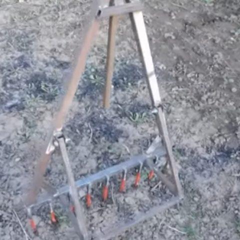чудо-копалка для огорода
