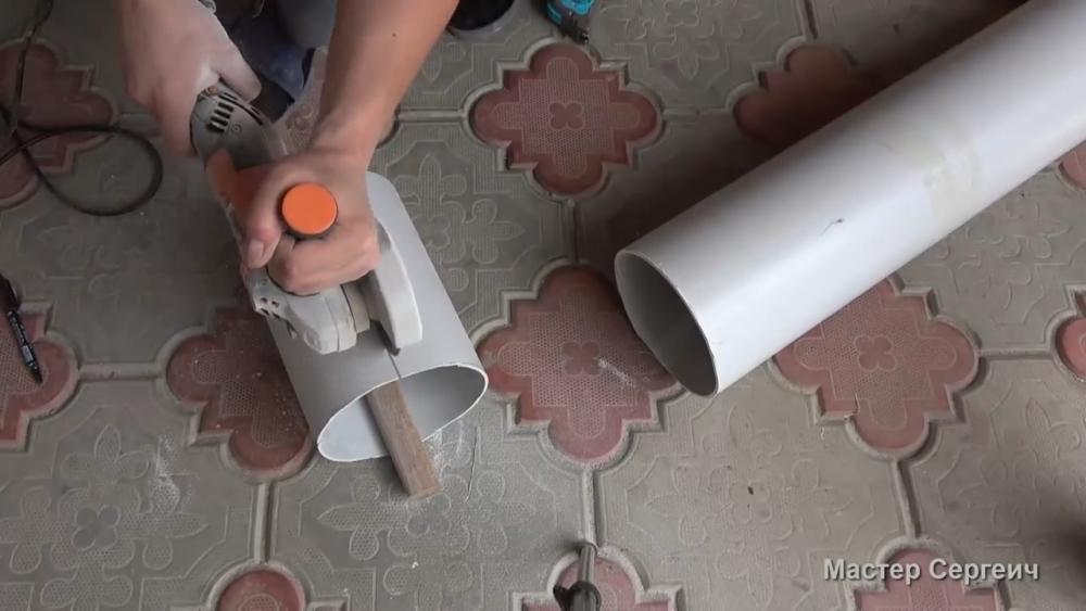 изготовление листового пластика, шаг 11