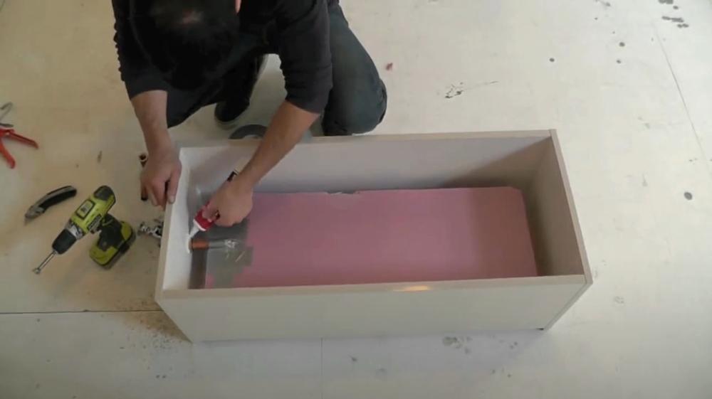Бетонный вазон для цветов уличный своими руками