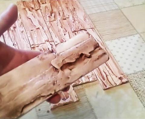 плитка декоративный камень своими руками