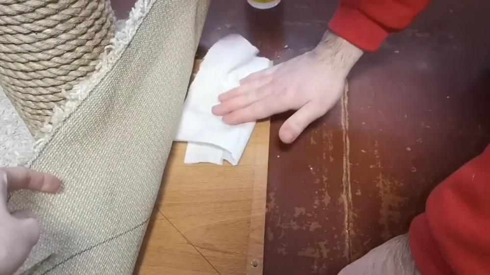 когтеточка своими руками