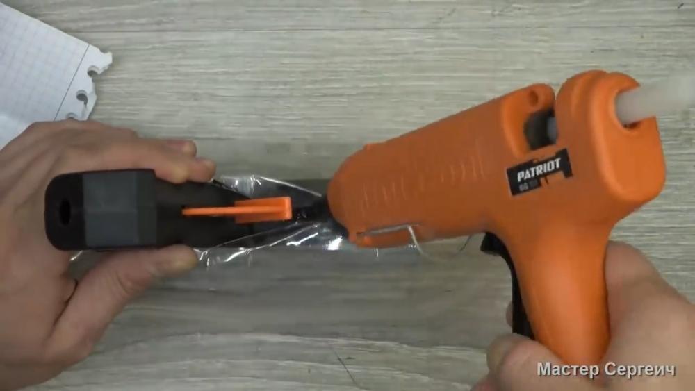 детский пистолет своими руками