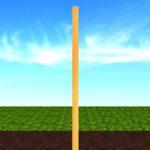 Быстрый способ установки столбов
